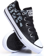 Grade School (5 yrs+) - Chuck Taylor All Star Animal Print Sneakers (12.5-3.5)