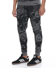 Men - TIMELESS PRINTED JOGGERS