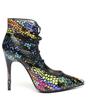 Women - EGO SNAKE BOOTIES