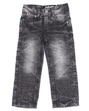 Boys - CLOUD WASH JEANS (4-7)
