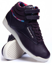Reebok - Freestyle Hi Geo Sneakers