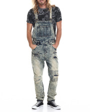 Men - TSUNAMI DENIM OVERALLS