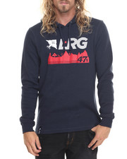 LRG - RC L/S Hooded Thermal