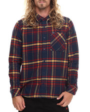 Button-downs - Root Down L/S Button-Down