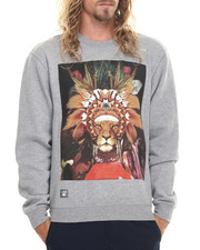 LRG - RC Lion Chief Sweatshirt