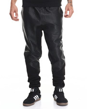 Buyers Picks - Quilted Nylon Jogger