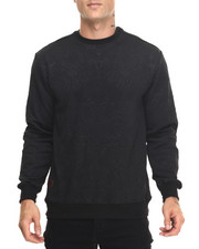 Buyers Picks - 3d Neoprene Filigree Pattern Sweatshirt