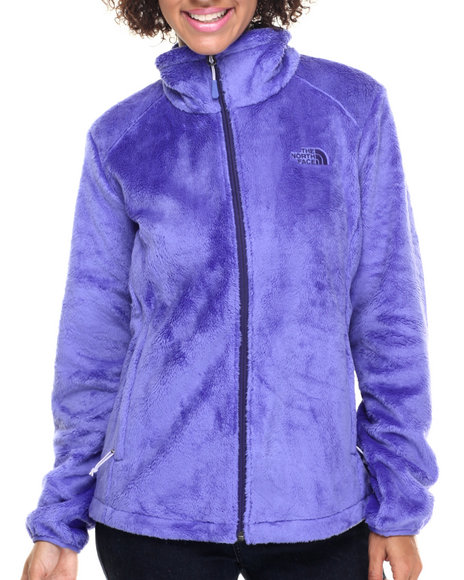 The North Face - Women Purple Women's Osito 2 Jacket