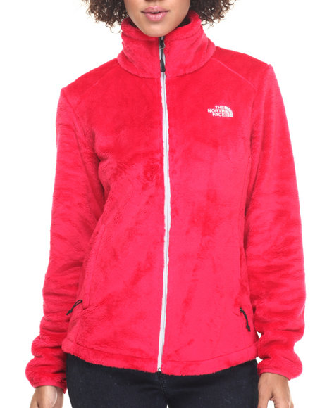 The North Face - Women Red Women's Osito 2 Jacket