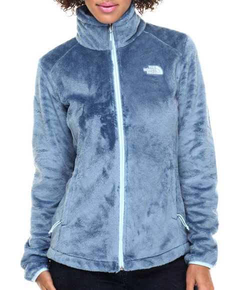 The North Face - Women Blue Women's Osito 2 Jacket