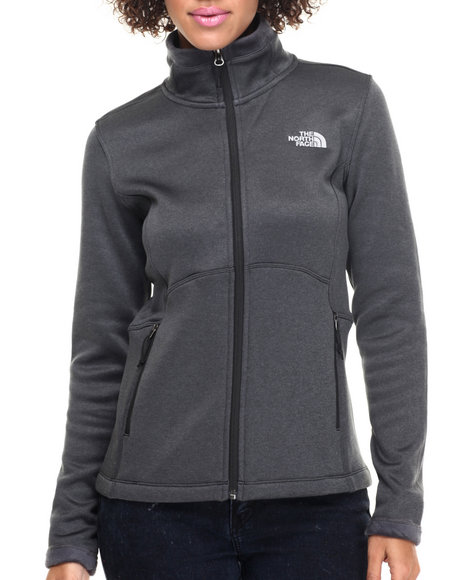 The North Face - Women Charcoal Women's Agave Jacket