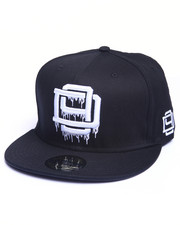 "Men - XOVER DRIPPY SNAPBACK ""GLOW"""