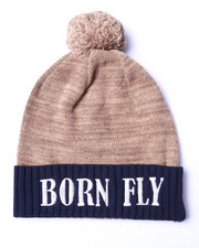 Men - Young Pom Pom Beanie