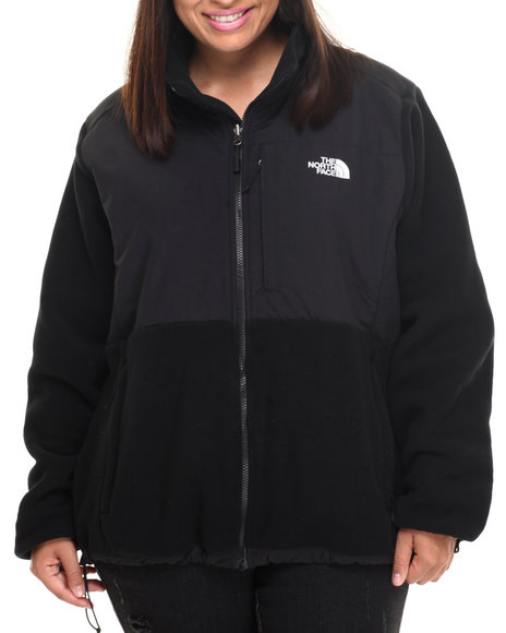 The North Face Women's Denali Jacket Black 3X-Large