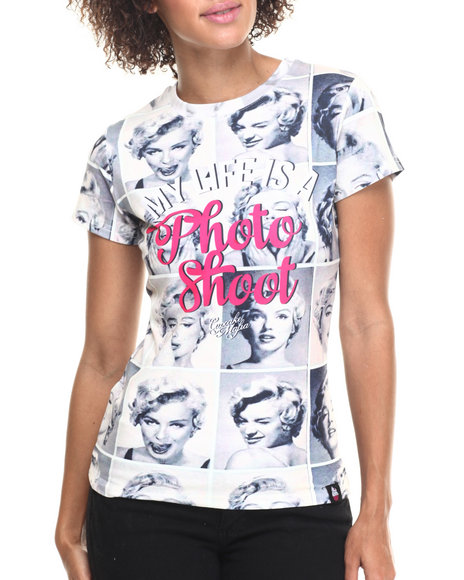 Cupcake Mafia - Women Multi Photoshoot T-Shirt
