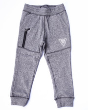 Boys - MARLED FLEECE PANTS (4-7)