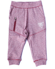 Boys - MARLED FLEECE PANTS (2T-4T)