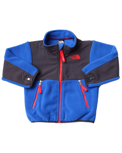 The North Face - Boys Blue Denali Jacket (2T-4T)