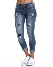 Jeans - Destructed Boyfriend Jean