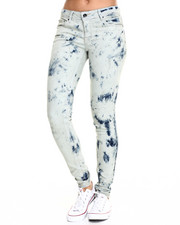 Fashion Lab - Classic Acid Wash Skinny Jean