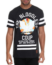 Men - S U Bloodless Coup S/S Tee