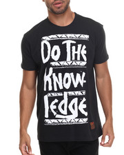 Men - S U Do The Knowledge S/S Tee