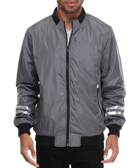 Buyers Picks - Men Charcoal Spartan Lightweight Jacket