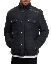 Black Friday Shop - Men - Fraser Fashion Quilted Jacket