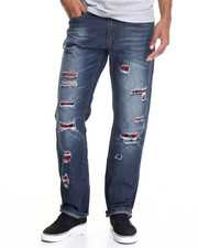Jeans & Pants - Destructed Fashion Jeans