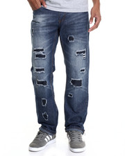 Enyce - Destructed Fashion Jeans