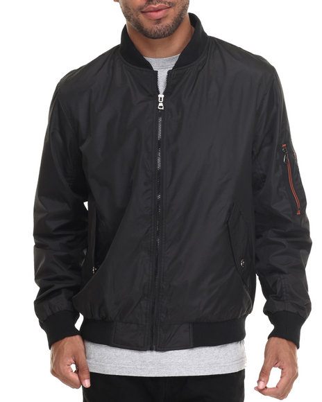 Buyers Picks - Men Black Defend Lightweight Jacket
