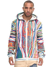 Hoodies - Coogi Biggie Limited Edition Authentic Sweater Hoodie