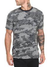 DC Shoes - DC X DPM Collab. Lawndale Camo Tee
