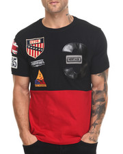 Shirts - Color Block T-Shirt