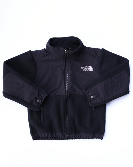 The North Face - Boys Black Denali Jacket (4-20)