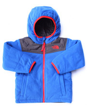 Outerwear - REVERSIBLE TRUE OR FALSE JACKET (2T-4T)