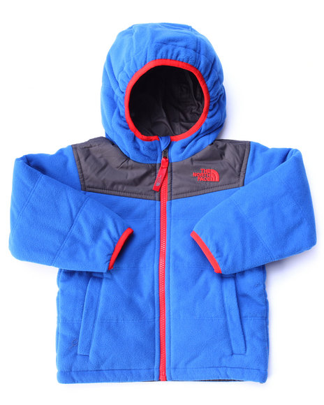 The North Face - Boys Blue Reversible True Or False Jacket (2T-4T)