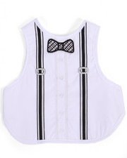 Black Friday Shop - Boys - Suspenders Fancy Bib (One size)