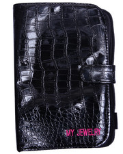 Black Friday Shop - Women - Croc Patent Jewelry Organizer