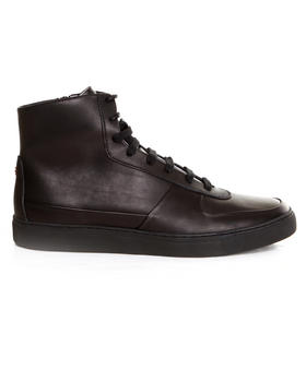 Thorocraft - LUDLOW Seamed Side zip Hi Top