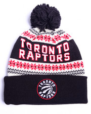 Men - Toronto Raptors Flake Cuffed knit Hat