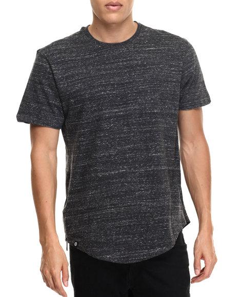 Akademiks - Men Charcoal Award T-Shirt