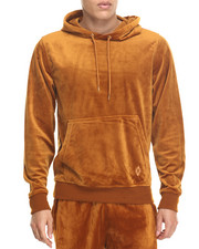Men - West Velour Pullover Hoody