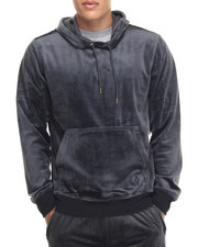 Hoodies - West Velour Pullover Hoody