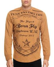 T-Shirts - Robinson L/S Tee