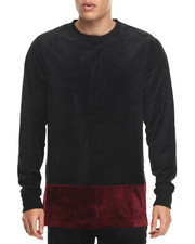 Black Friday Shop - Men - All Night Velour Sweatshirt