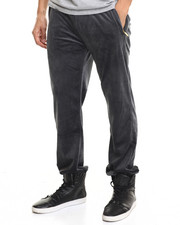 Jeans & Pants - Veezy Velour Sweatpants