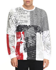 Aknowledge - Paint L/S T-Shirt