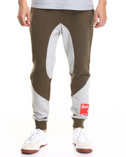 Men - Quilted Jogger