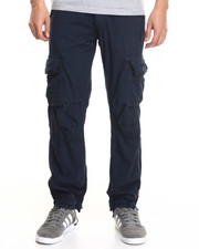 Black Friday Shop - Men - Belted Twill Cargo Pants